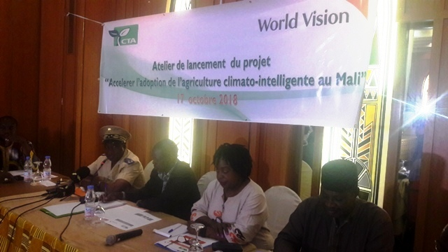 Agriculture Climato-intelligente : Une initiative de World Vision au Mali pour booster la production